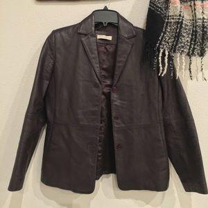 Amanda Smith Leather Jacket